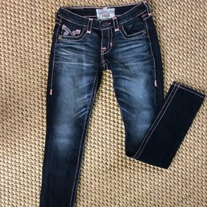 Big star vintage collection skinny jeans